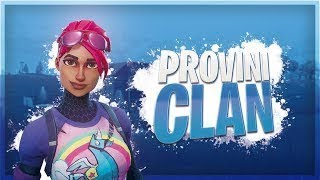 🔴LIVE FORTNITE provini team NeXt | Ho messo Nightbot | NeXt stefa
