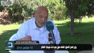 مصر العربية | وزير العدل الأسبق: القضاء طول عمره تحت سيطرة  النظام