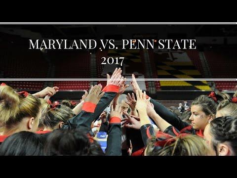 Maryland Gymnastics vs. Penn State
