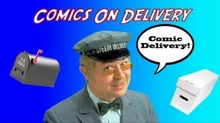 Comics On Delivery #7 - RAOK from my Subscribers