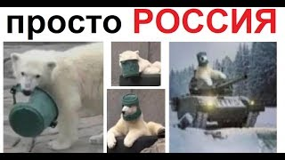 Лютые приколы. Самый РОССИЙСКИЙ медведь