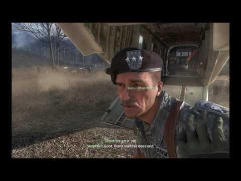 Modern Warfare 2: Roach & Ghost Death 1080p HD
