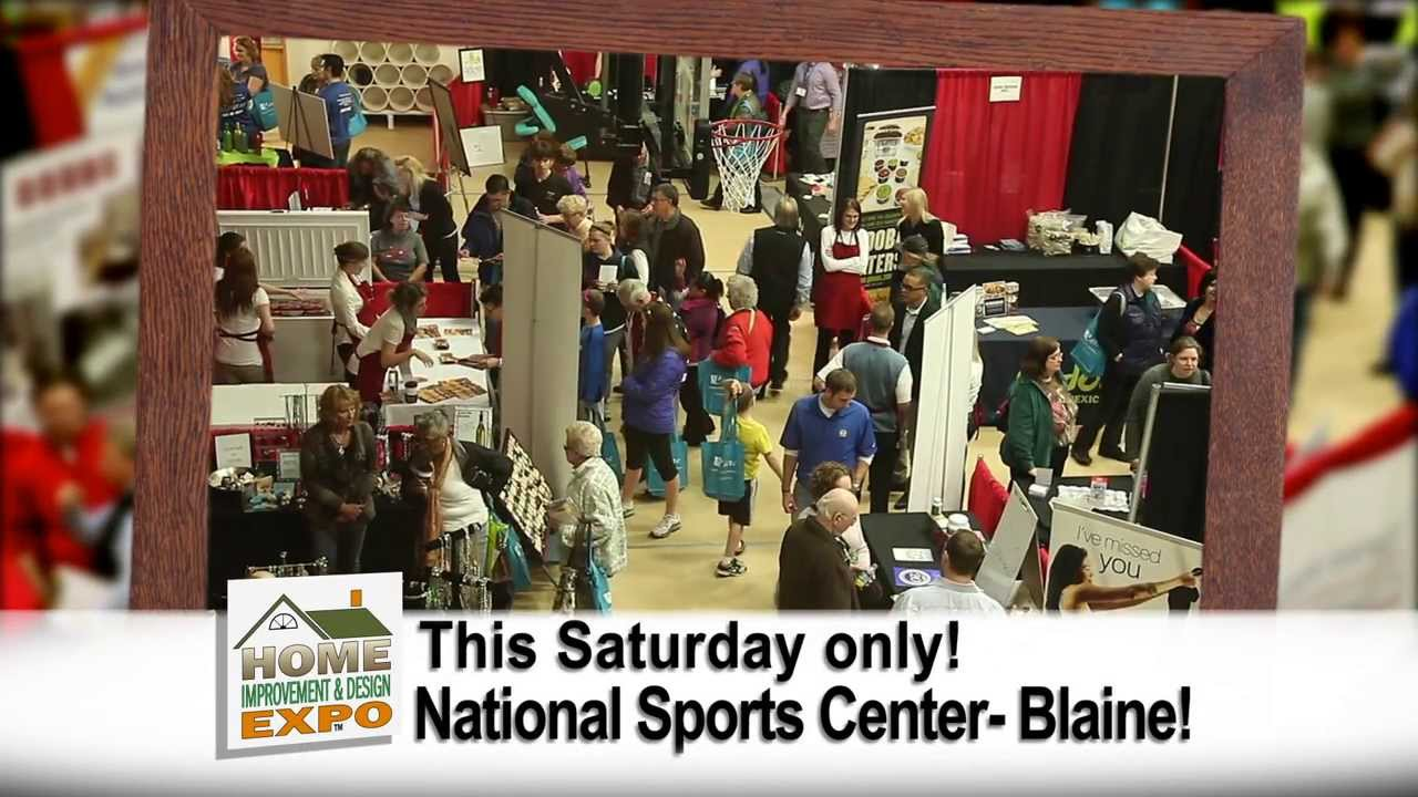 Blaine Home Improvement and Design Expo - YouTube