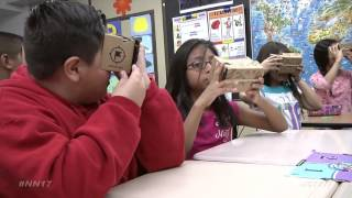Google Expeditions in the Classroom