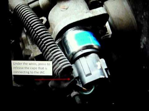 2006 Subaru Forester Wiring Diagram Replacing 2003 Subaru Forester Iac Valve Youtube
