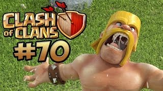 CLASH OF CLANS #70 - RATHAUS LVL7 ★ Let's Play Clash of Clans