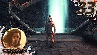 CONAN EXILES (NEW SEASON) - EP33 - Solo Volcano! (Gameplay Video)