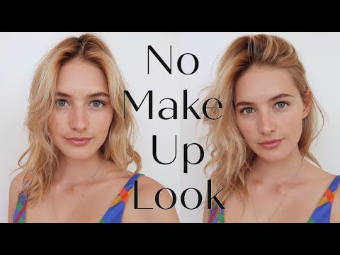No Makeup Makeup Tutorial | Natural Makeup Routine w/ Summer Freckles | Sanne Vloet thumbnail