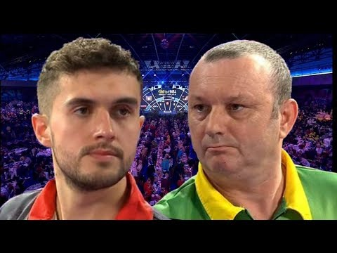 Lewis v Webster [QF] 2018 World Championship Darts