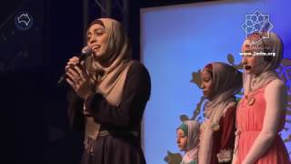 Iman Farrar Never In Our Name Sydney Mawlid 2015