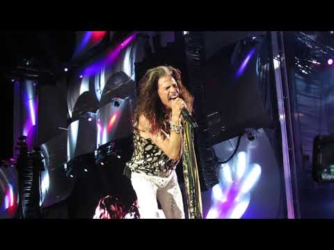 Aerosmith Rock In Rio 2017 HD - I Don't Want To Miss A Thing
