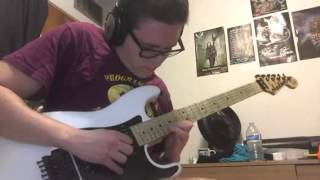 Paschendale - Iron Maiden guitar cover