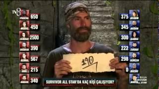 Survivor All Star Var Misin Yok Musun