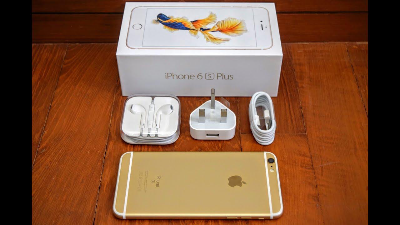 Apple iPhone 6S, plus 128GB