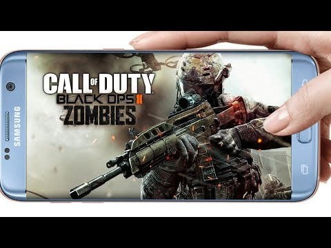 Call Of Duty Black Ops Zombies Android Gameplay
