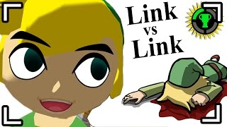 getlinkyoutube.com-Game Theory: Which Link Rules them All? (Legend of Zelda: Hyrule Warriors)