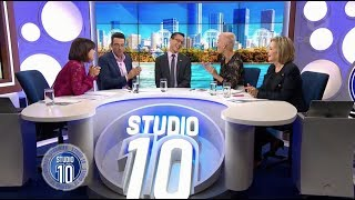 Eddie Woo on Studio 10