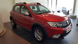 2017 Dacia Sandero Stepway 1.5Dci Showroom İnceleme
