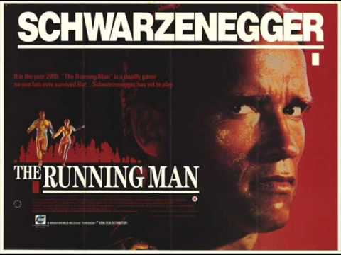 The Running Man - Intro/Bakersfield - Harold Faltermeyer