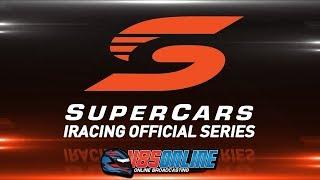 iRacing Official V8 Supercar Series | Round 1 | Laguna Seca