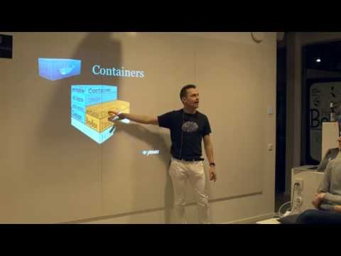 DevOps with Docker + Money and Currency API - Anders Janemyr