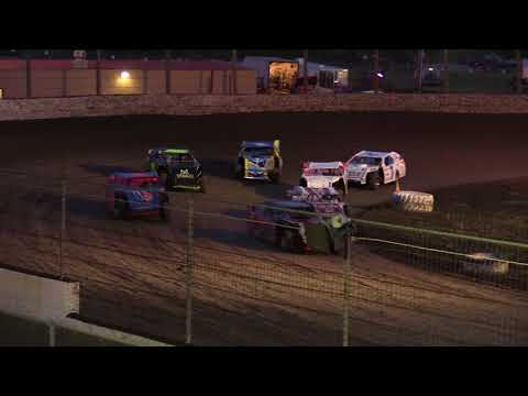 July 6th, 2018 RPM Speedway Limited Modifieds Heat 2