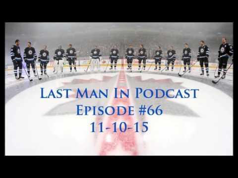 Goalie Equipment & Net Sizes / Flint Tropics or Bust [Last Man In Podcast - Episode #66 (11-10-15)]