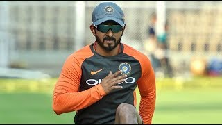 All Rounder Kedar Jadhav Back In The Playing XI | West Indies Tour of India