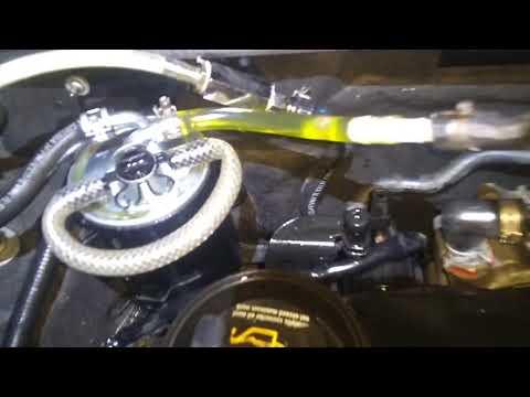 Audi A4 2 0 TDI-PD - too much air in return line  | VW TDI