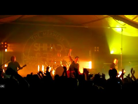 Shihad Meanest Hits Tour 2012 Live in Lower Hutt Last 3 Songs
