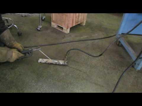 Red-D-Arc  ES275i Inverter Welder 275 Amp DC Tig Stick Lincoln
