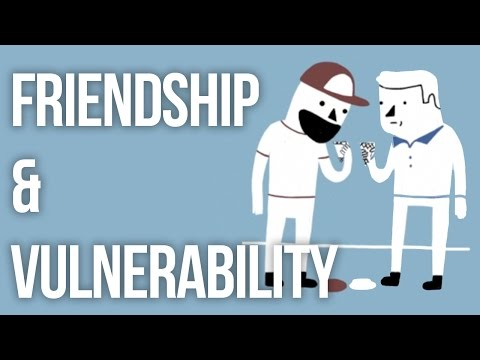 Video image: Friendship & vulnerability