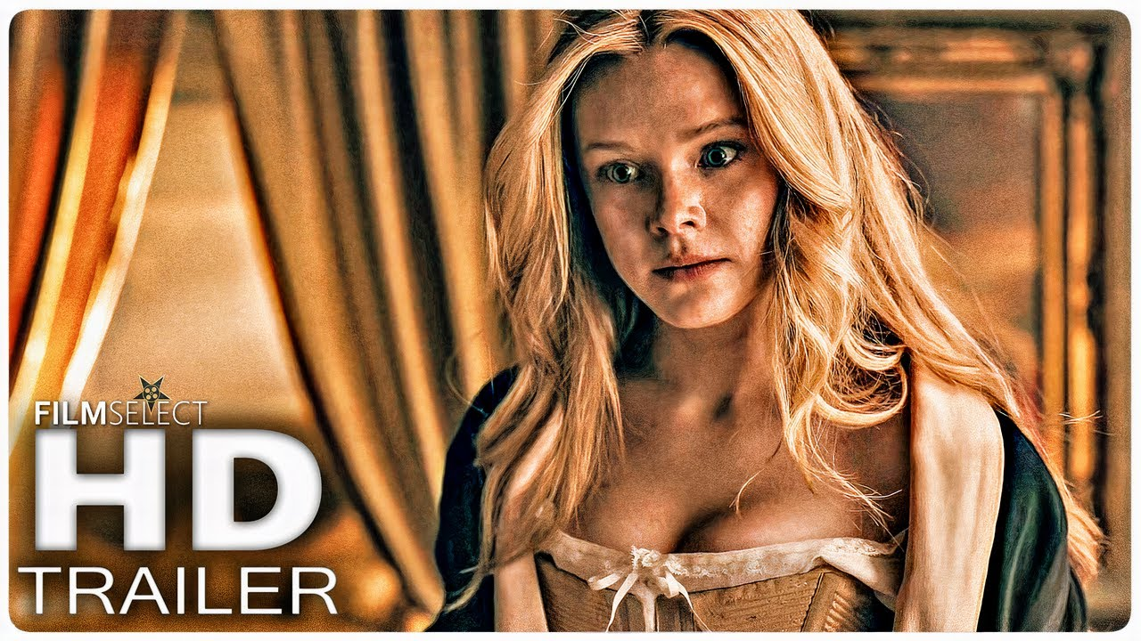 REDEEMING LOVE Trailer (2022)