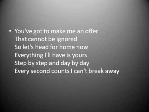 Temptation Lyrics Cradle Of Filth