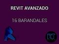 Revit Avanzado 16 : Barandales