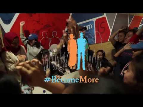 Di Belakang #BecomeMore 2018: Youth Conference Jakarta