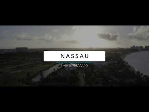 PARADISE ISLAND - NASSAU - BAHAMAS - 4K