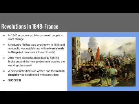 19th Century Revolutions