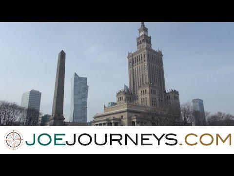 Warsaw - Poland  | Joe Journeys