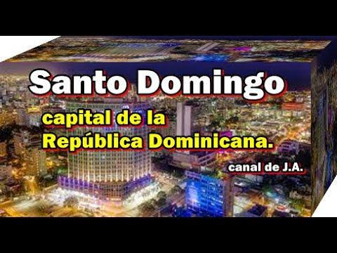 Santo Domingo es la capital de la República Dominicana.