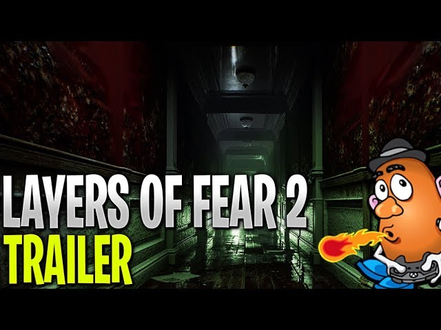 Layers of Fear 2 Trailer