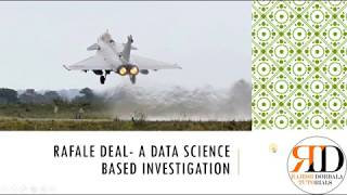 Rafale a Data Science Based Investigation