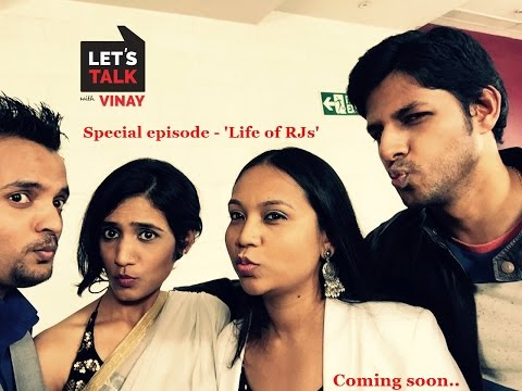 Let's Talk with Vinay I Ep 13 I Biocon I Bangalore Edition I Life of RJs I Radio I Fever 104 FM