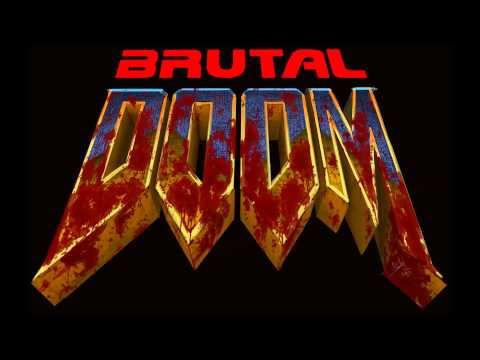 Brutal Doom Mod Game (Rock/Metal) Map 30