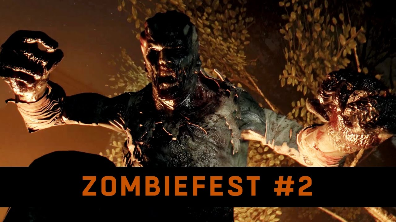 Dying Light | Zombiefest #2 Community Bounty