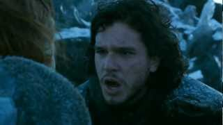 Ygritte Torments Jon Snow [HD]