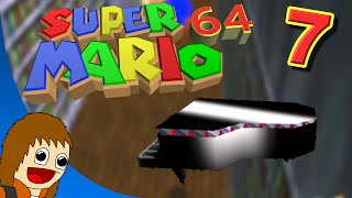 Super Mario 64: The Ivory Teeth - Part 7 (Stream Play)