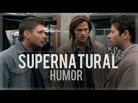 ► Supernatural  Our life is a TV !  HUMOR