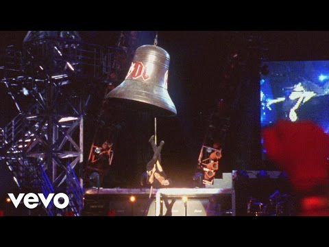 AC/DC - Hells Bells (from No Bull) music
