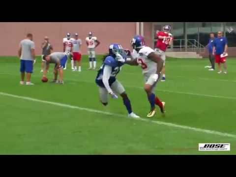 Giants Camp Sights and Sounds: Best of Camp!